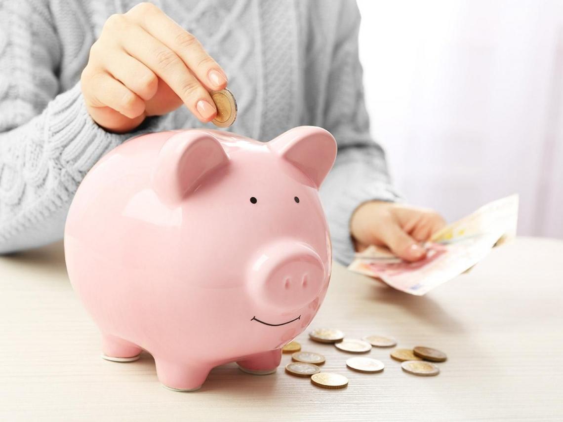 強迫儲蓄 才能存下第一桶金