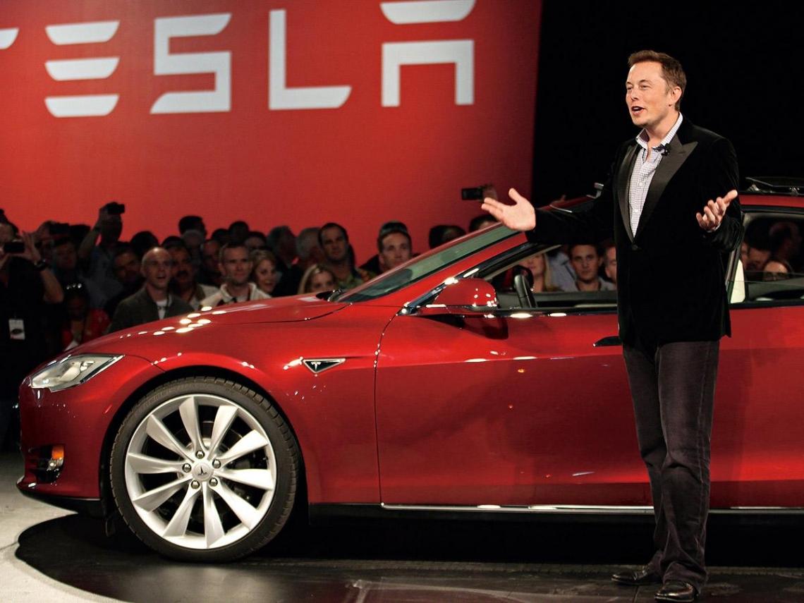 特斯拉汽車創辦人:我就是要改變世界
