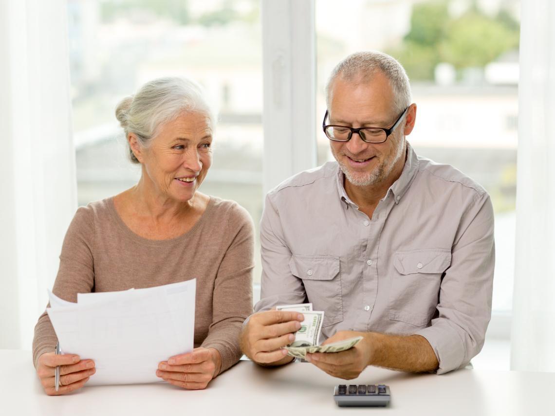 兩成不怕老貧的樂觀族 如何戰勝財務風險?