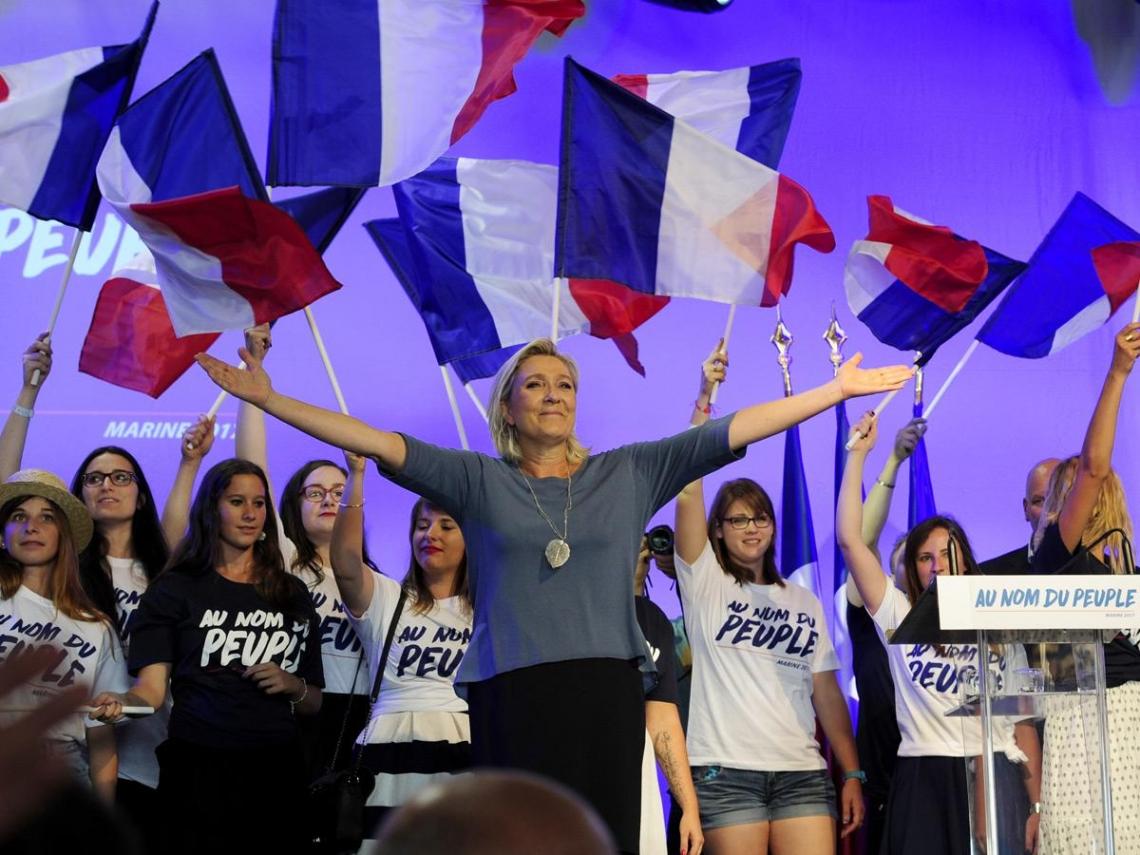 歐尼爾:歐盟裂解的關鍵在法國