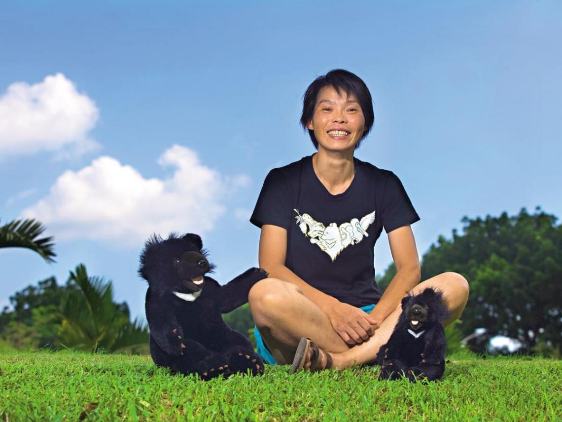 黑熊媽媽:人生若有機會,要做一輩子都會懷念的事