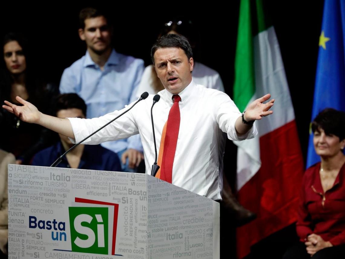 義大利公投後  歐洲川普將撕裂歐盟?