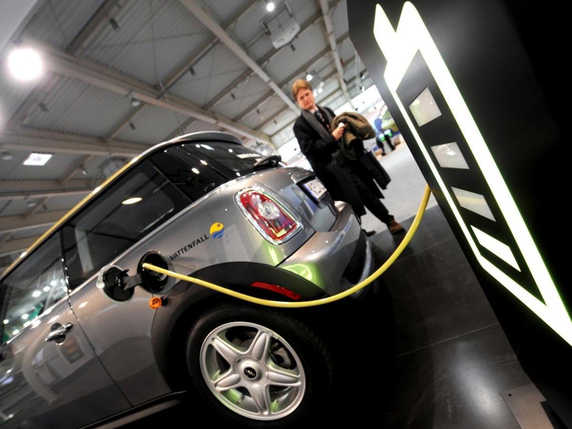 電動車 席捲全球的兆元大夢