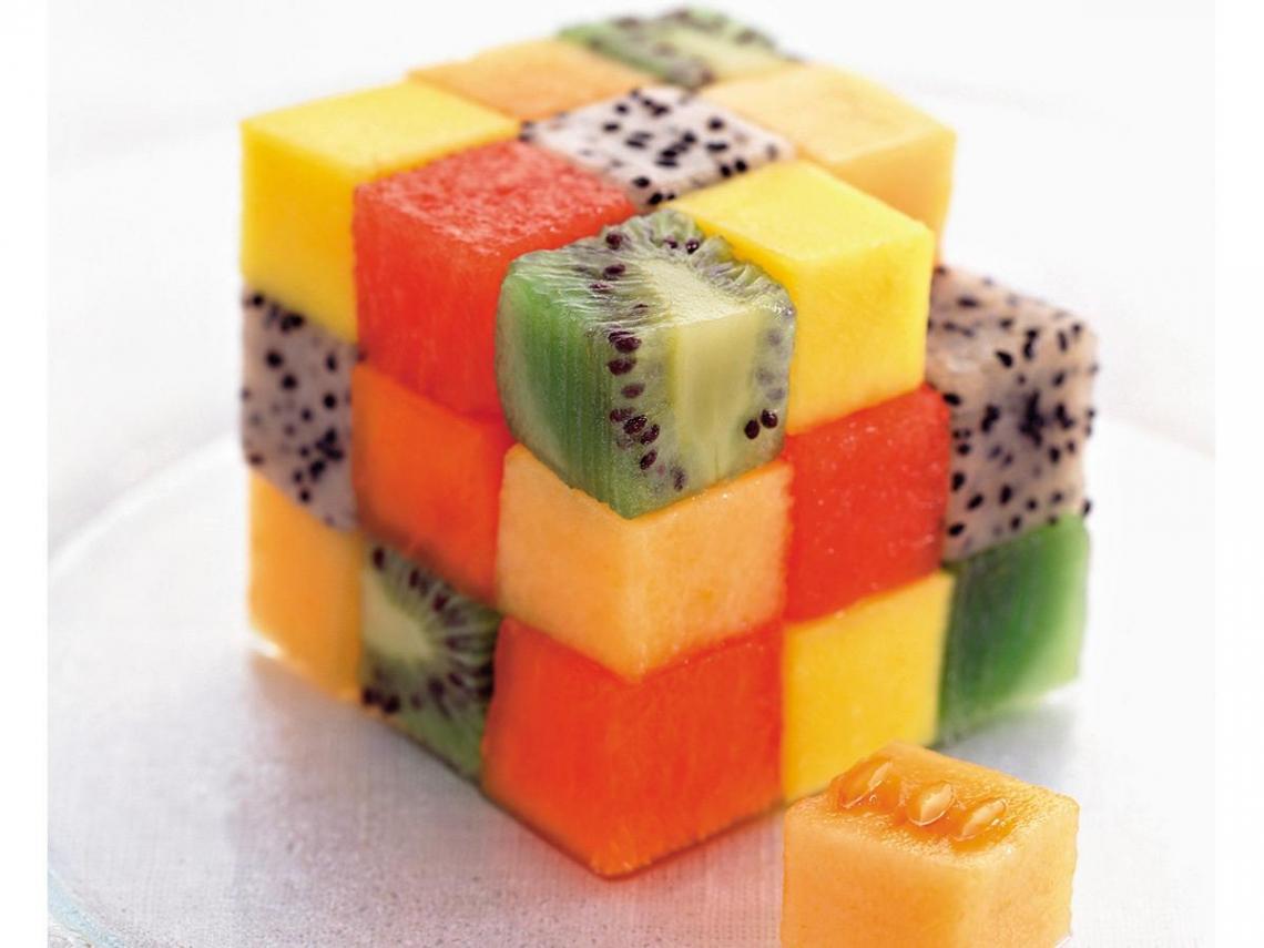 吃對水果 健康、美麗一夏