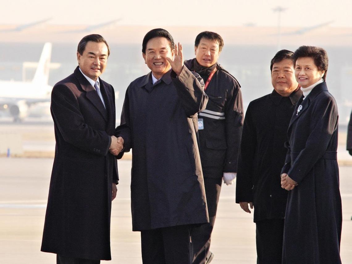 習近平對台策略與外交運作進一步結合