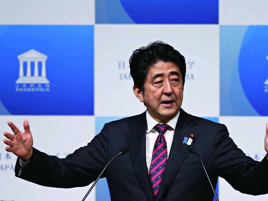 安倍「第三支箭」將改變亞洲經濟秩序
