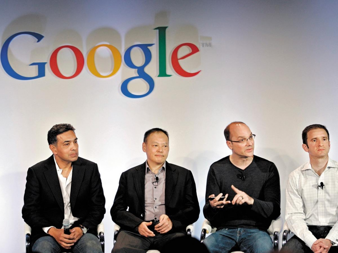 Google、蘋果、三星  掀起台廠新風暴
