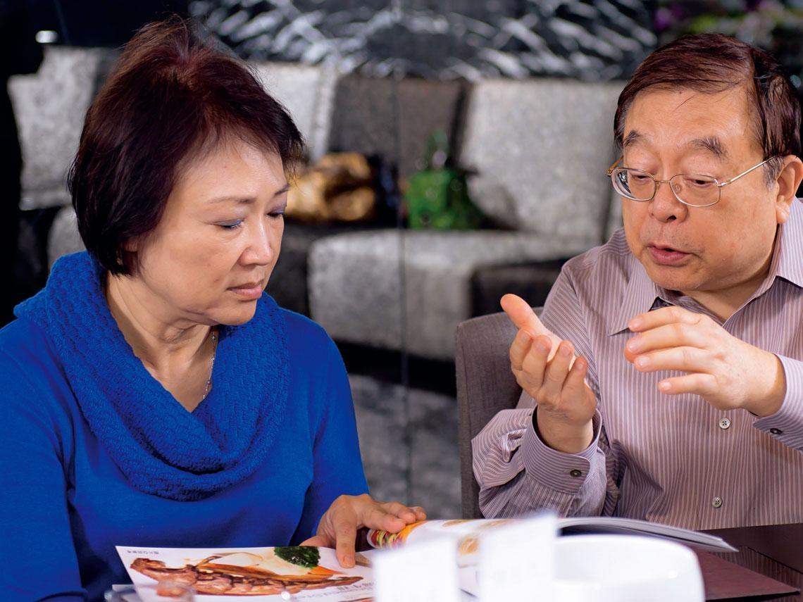 蔡辰男極致講究與挑剔的 高檔圓桌火鍋