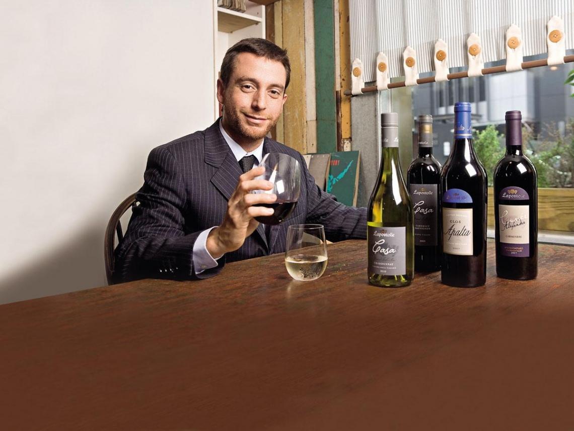 當LV遇上葡萄酒