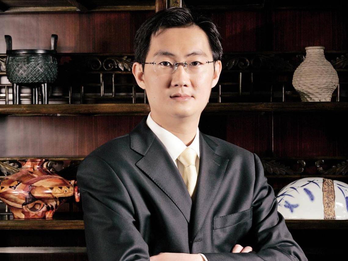 馬化騰五千天鯨吞中國網路市場