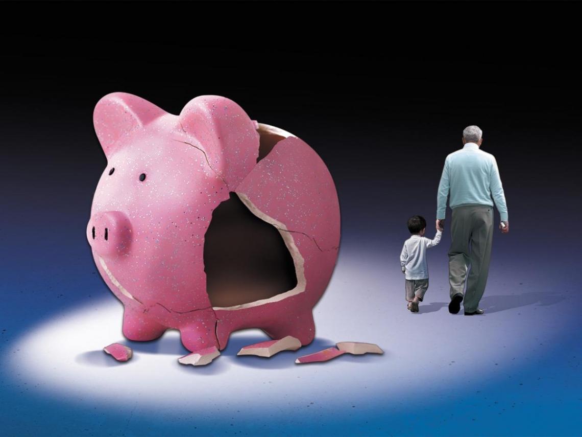 誰偷走你的退休金?
