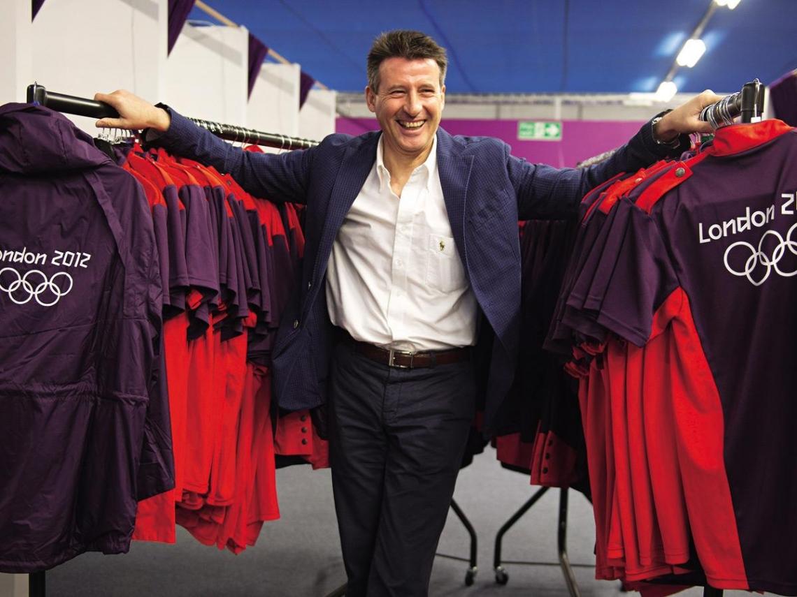 塞巴斯蒂安 倫敦奧運幕後最關鍵推手