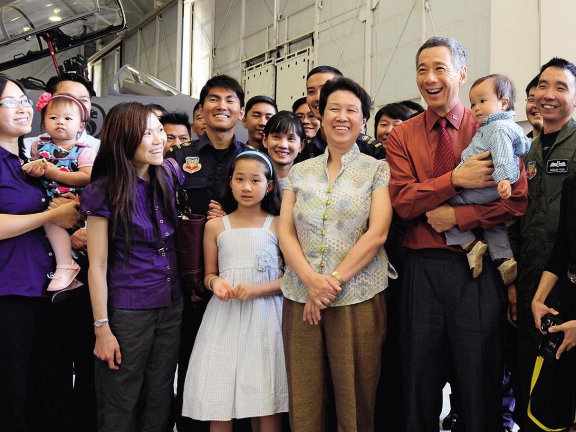 新加坡搶救生育率的絕招