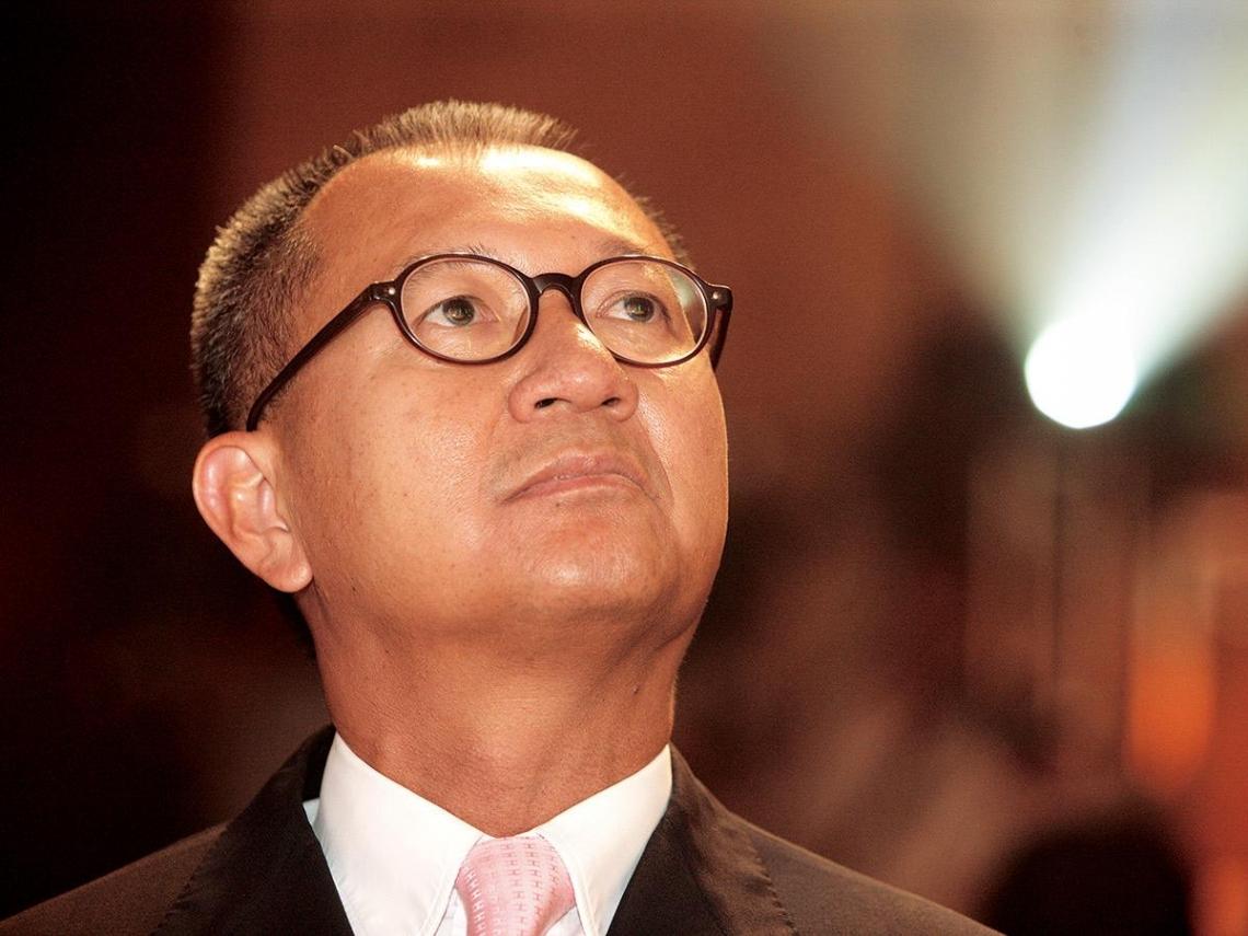 陳泰銘  在爭議駭浪中殺出巨富之路