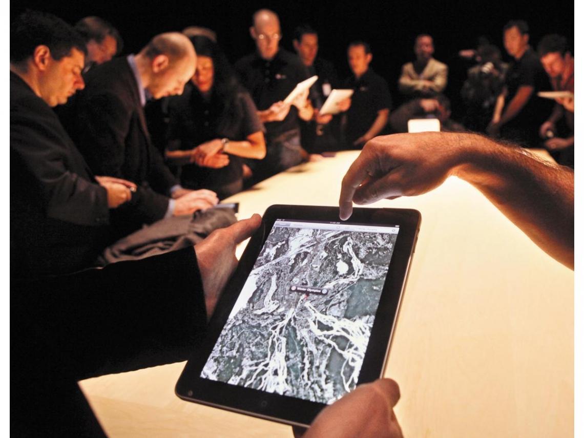 iPad給台廠的戰爭和借鏡