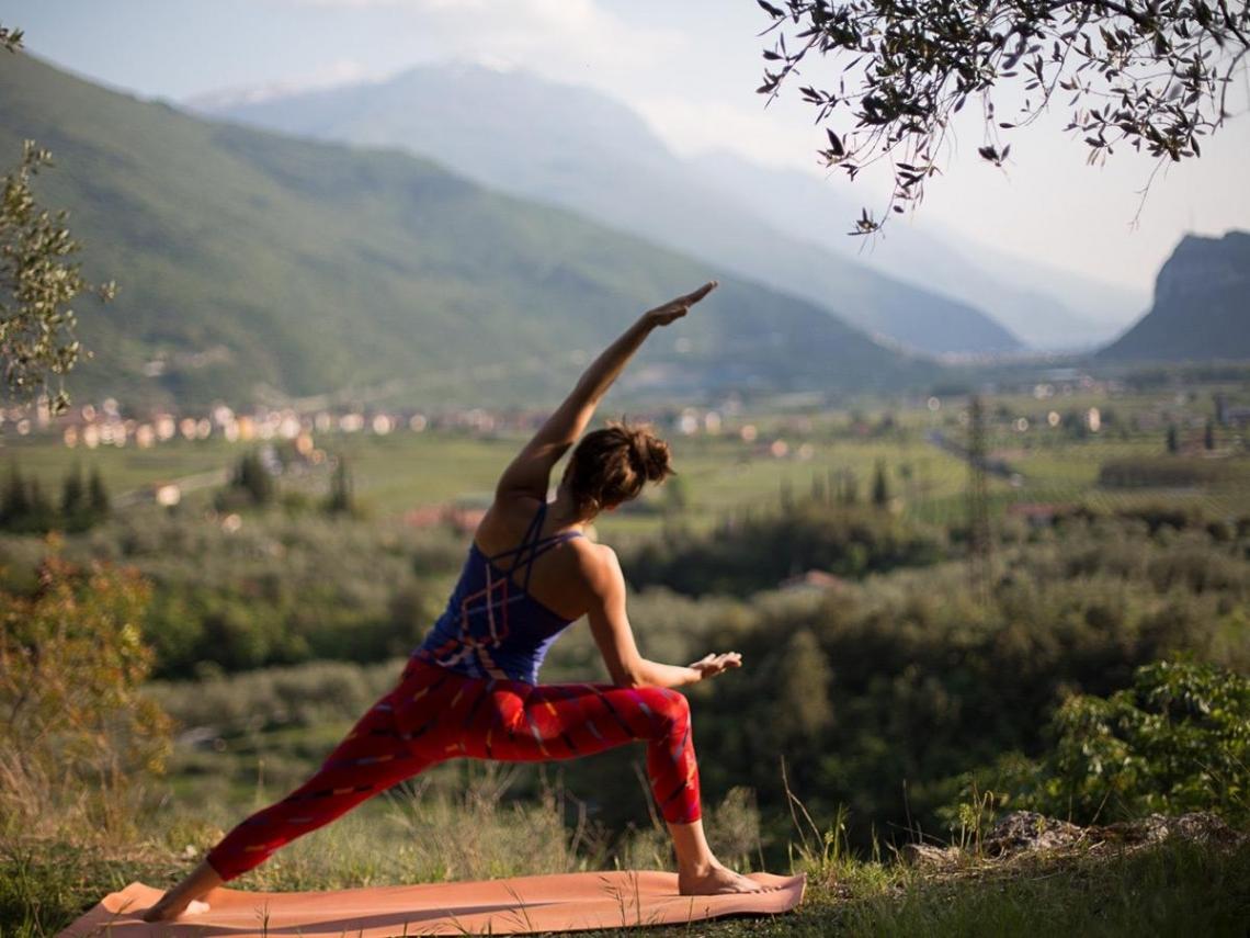 跟著瑜伽去旅行