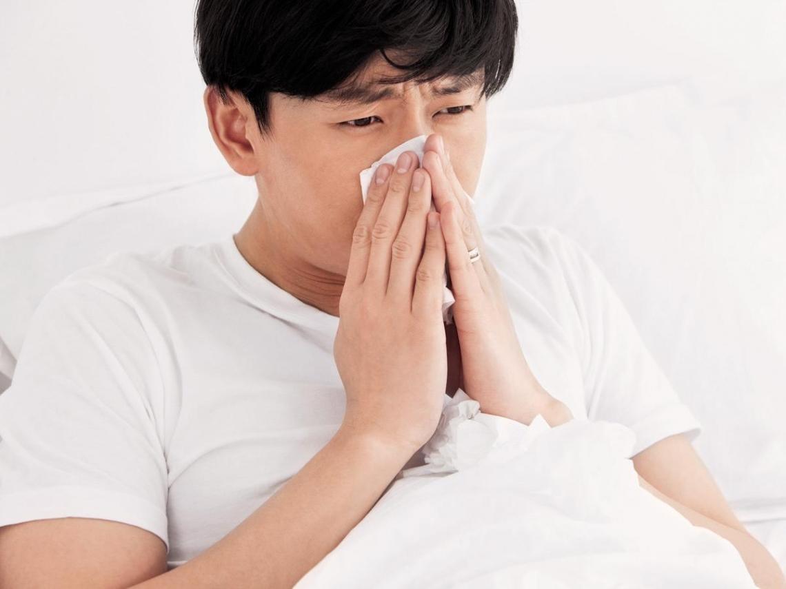 預防流感上身  青壯年小心免疫力風暴