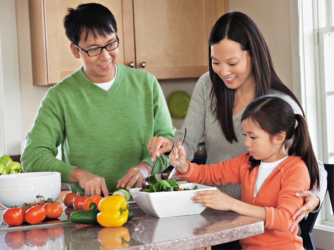 不靠健康食品  均衡飲食才是養身王道