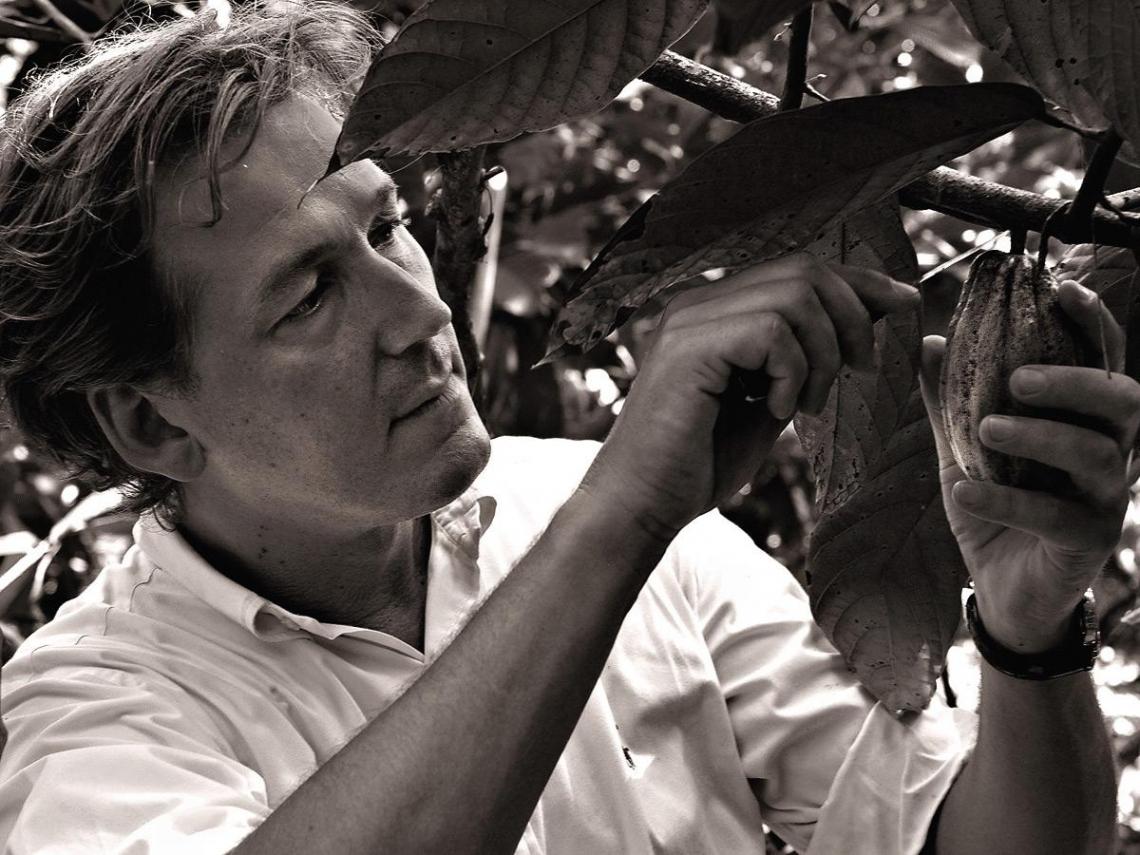 比利時「巧克力之神」皮耶.瑪歌尼尼  超凡脫俗的經典巧克力魔法