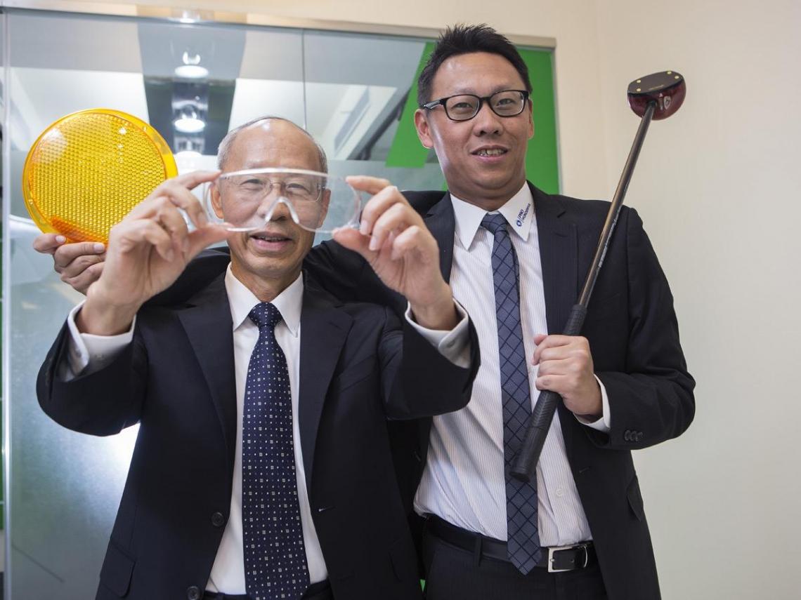 轉型變塑料界沃爾瑪 每年拚出3成新客戶