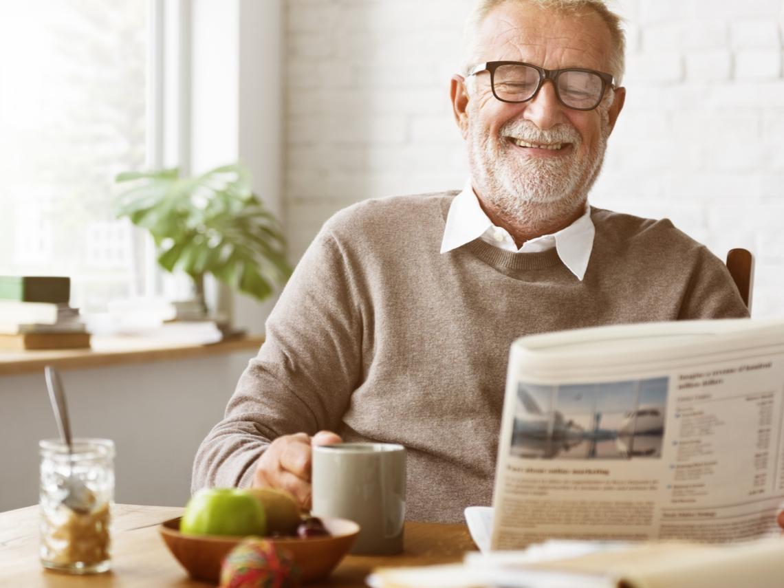 用儲蓄險規畫退休金 差點退不了休!