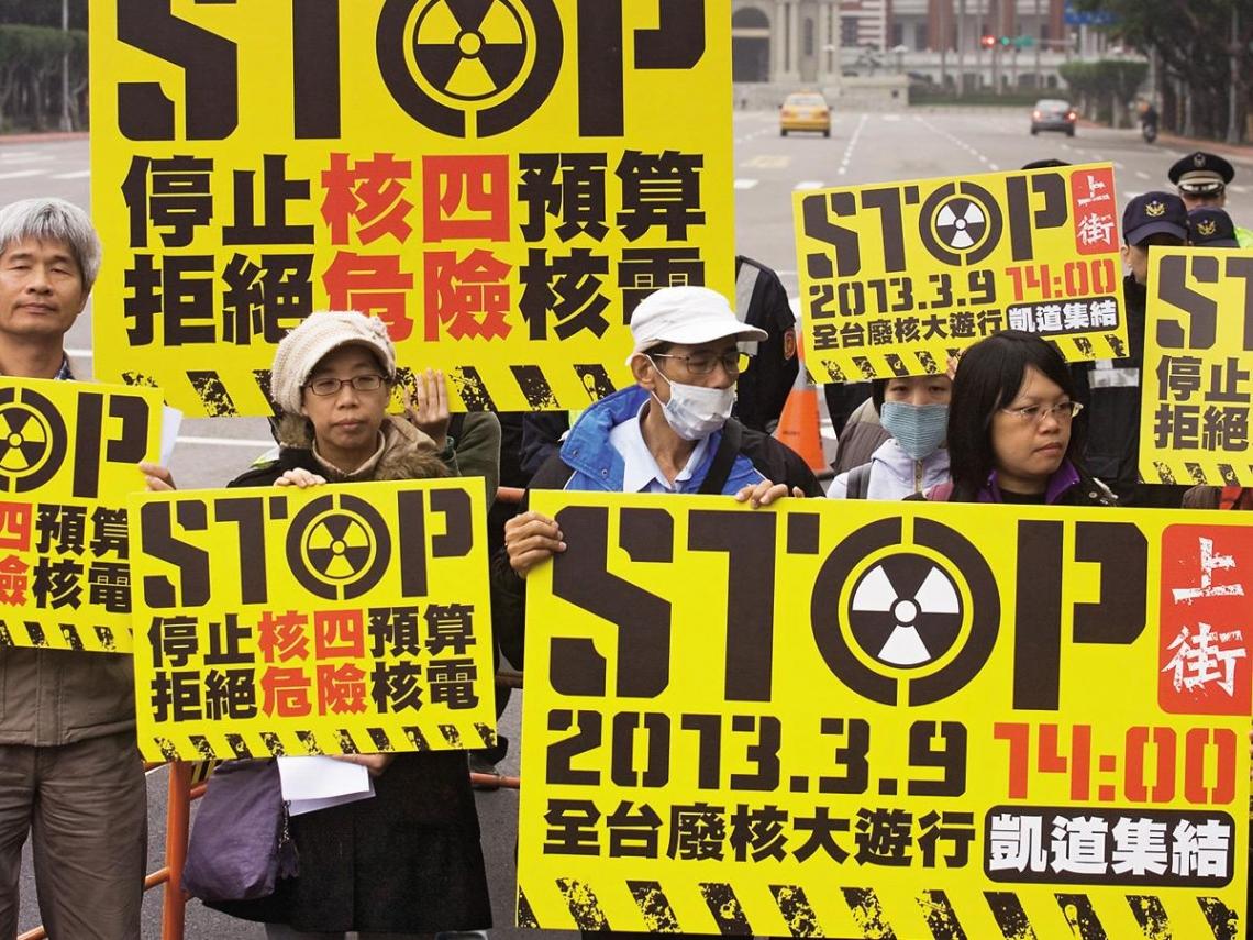 反核恐將因公投面臨決定性挫敗