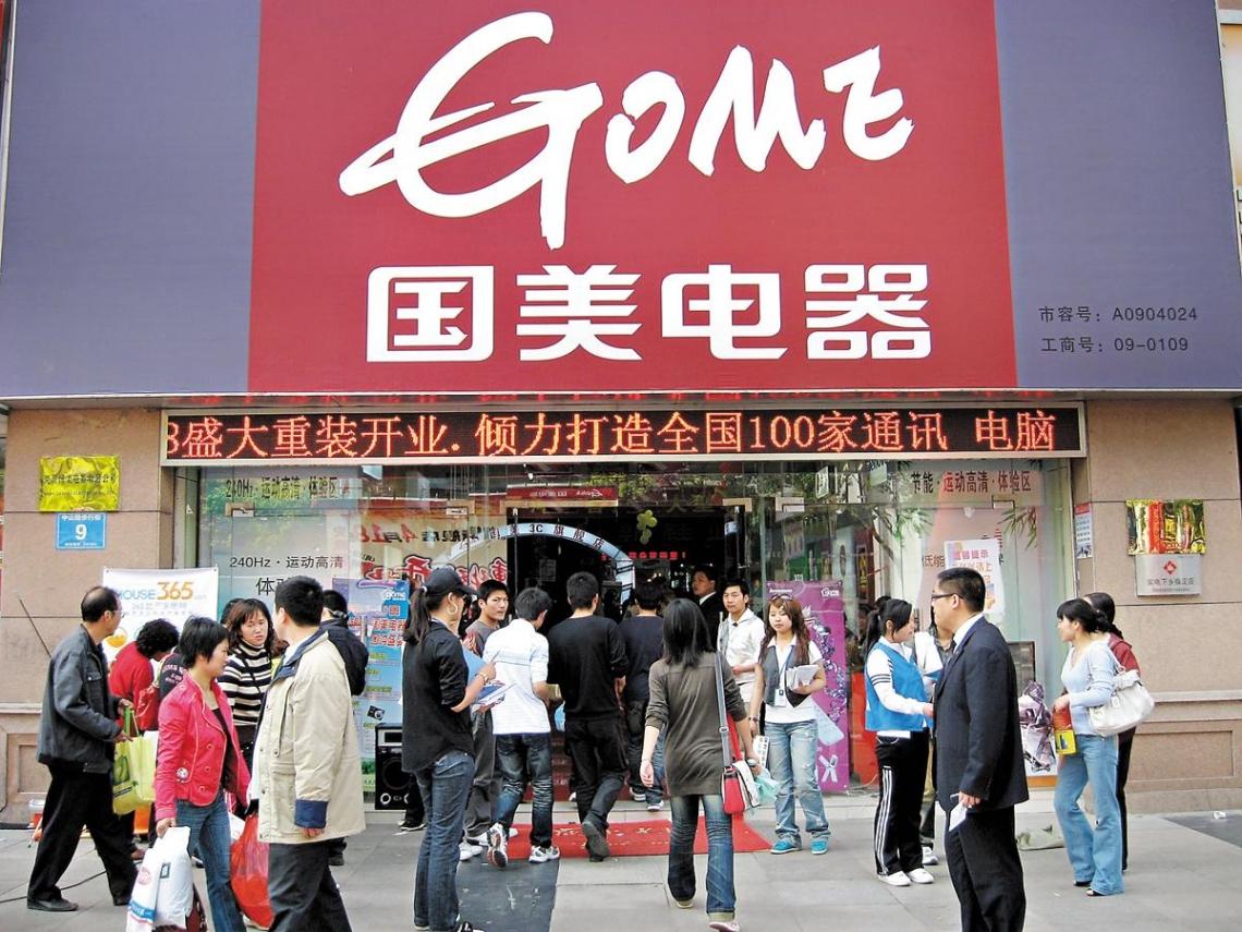 中國通路商 啟動「防鴻」大作戰