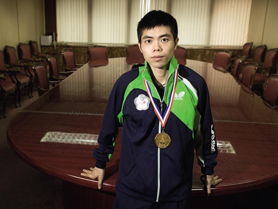 台灣桌球教父莊智淵  不給自己藉口後退
