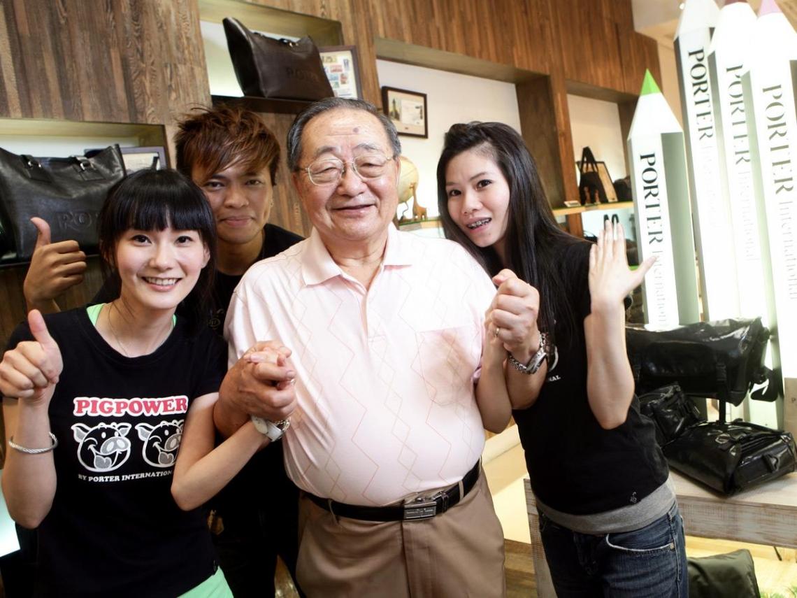 外商經理70歲還能月入八萬