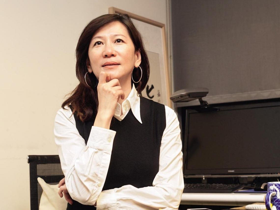 陳藹玲:我仍流著記者的血液 必須捍衛下一代的權益