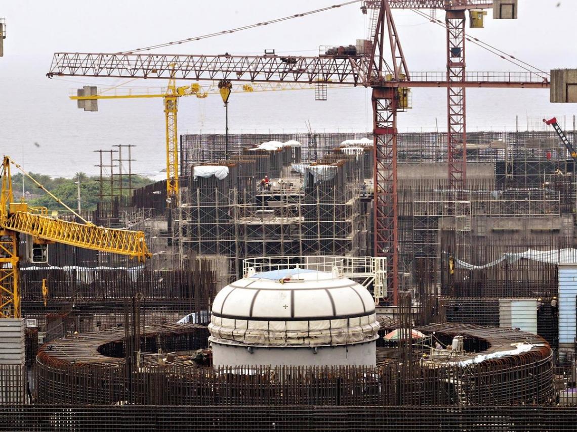 揭開核四廠潛藏的四大「人為災難」