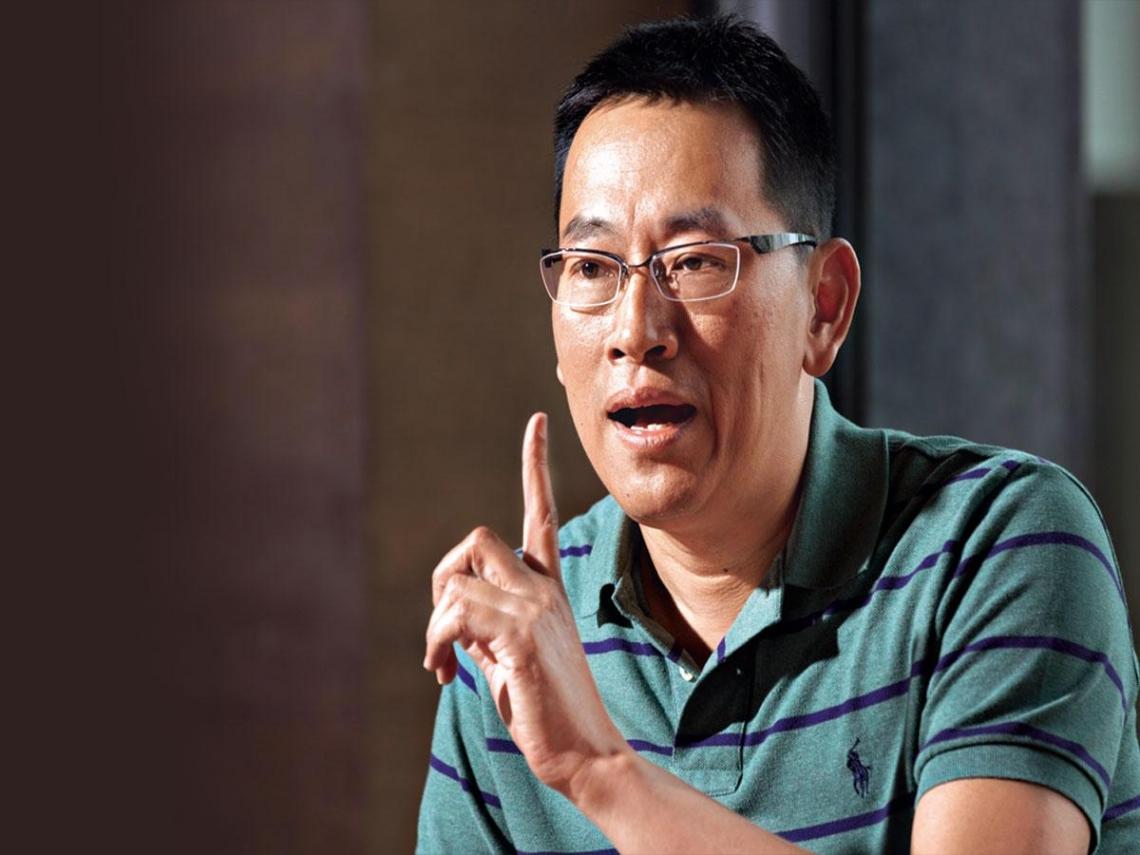 王勝正 豪宅會館指名度最高的設計師