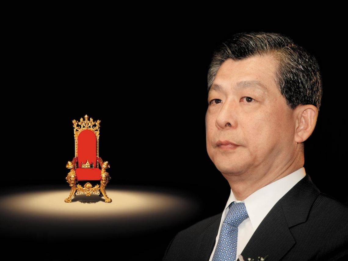 國泰蔡宏圖  失落的王者