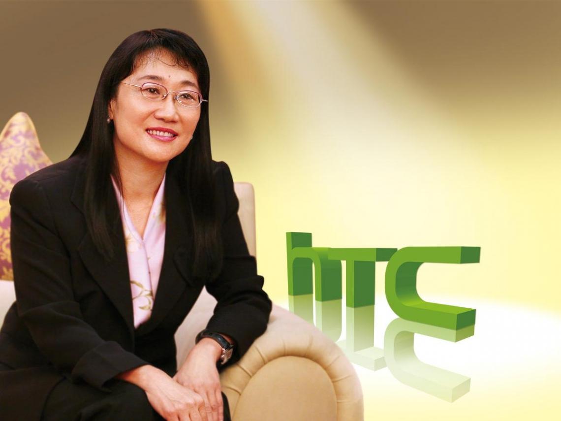 台灣女首富的膽與識