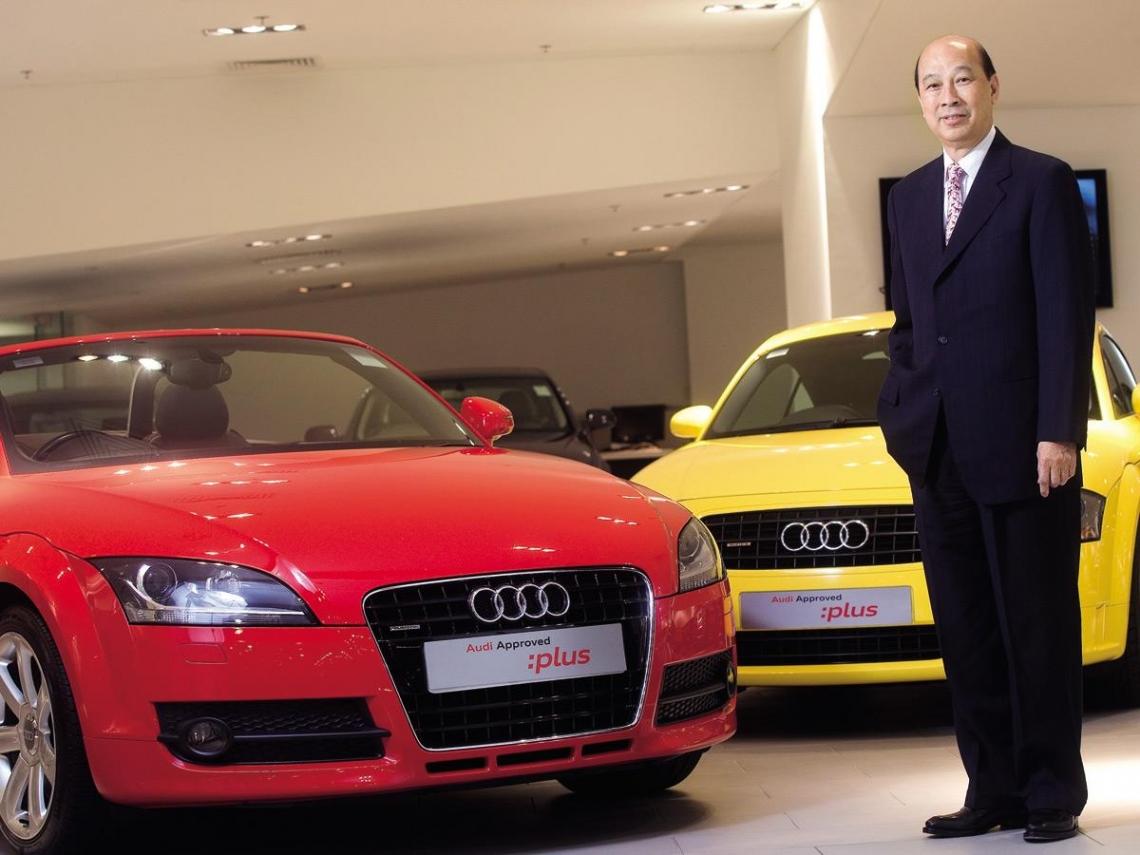 大昌行  搭上中國奢華車市的黃金年代