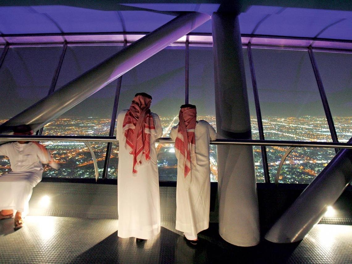 沙烏地阿拉伯將扮演中東危機救世主