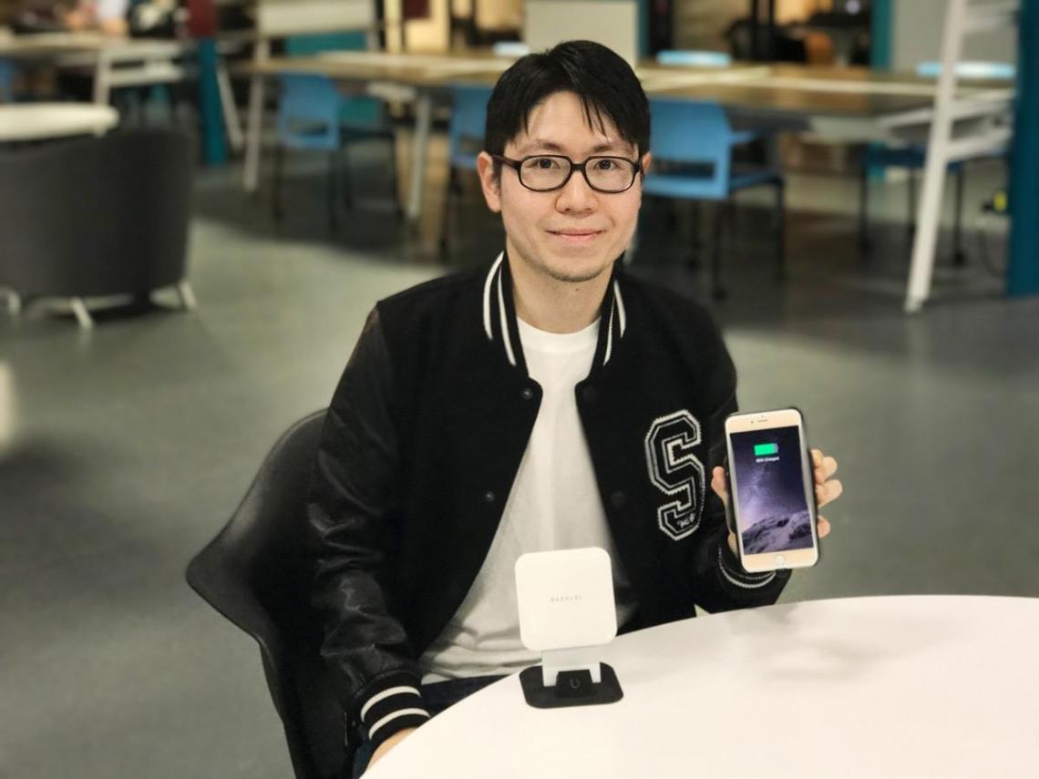 台灣囝仔研發無線充電 凱迪拉克、賓士都買單