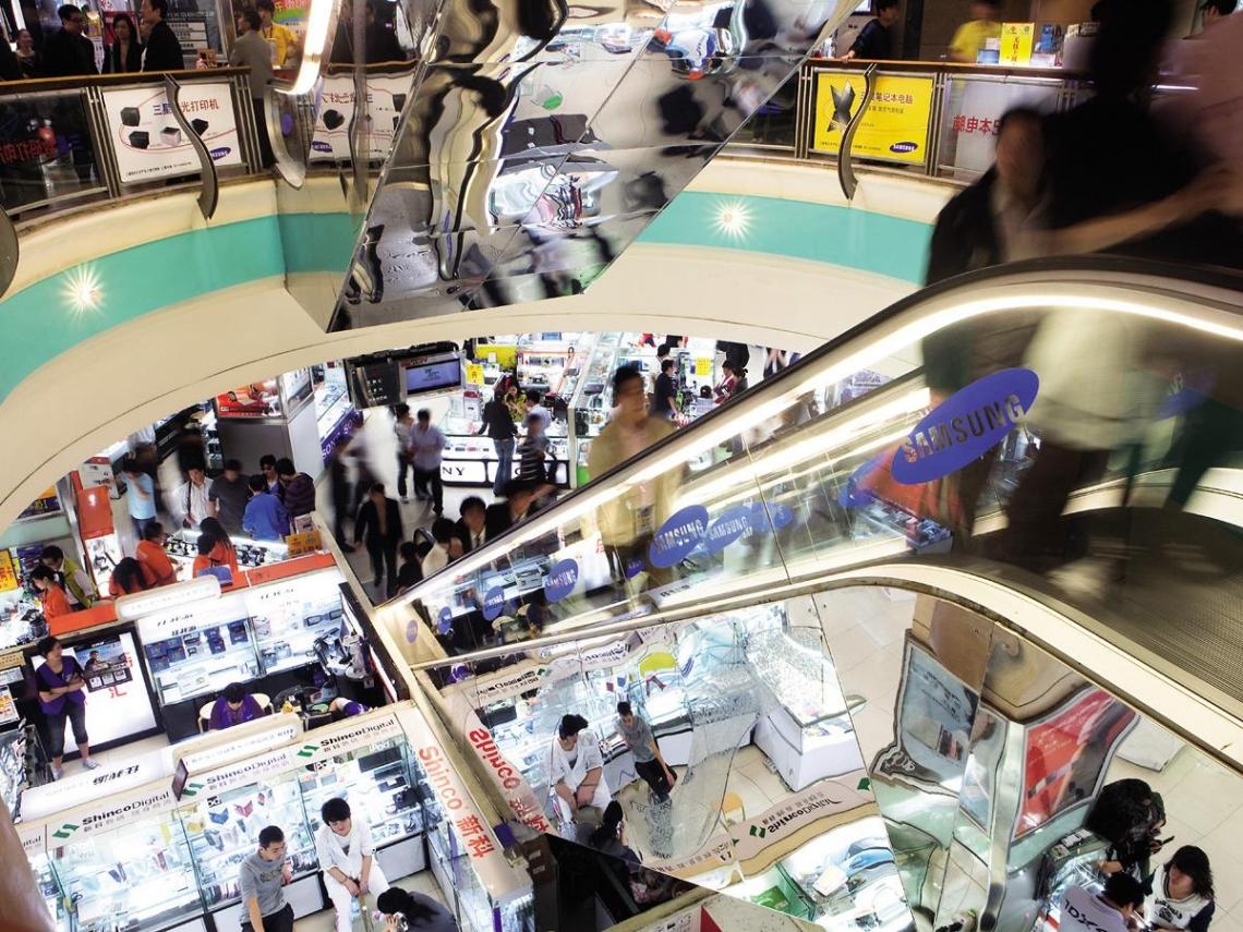 品牌、通路、自動化設備成長大躍進