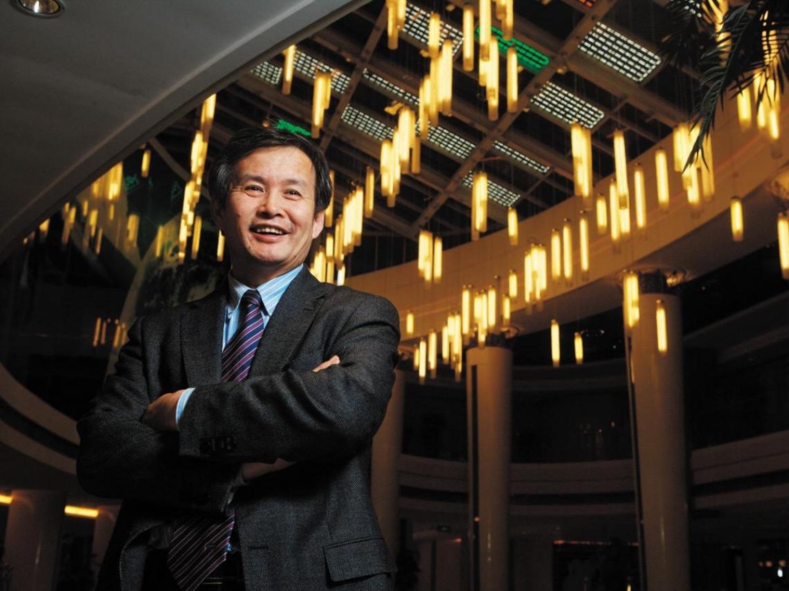 中國太陽能  光熱教父傳奇