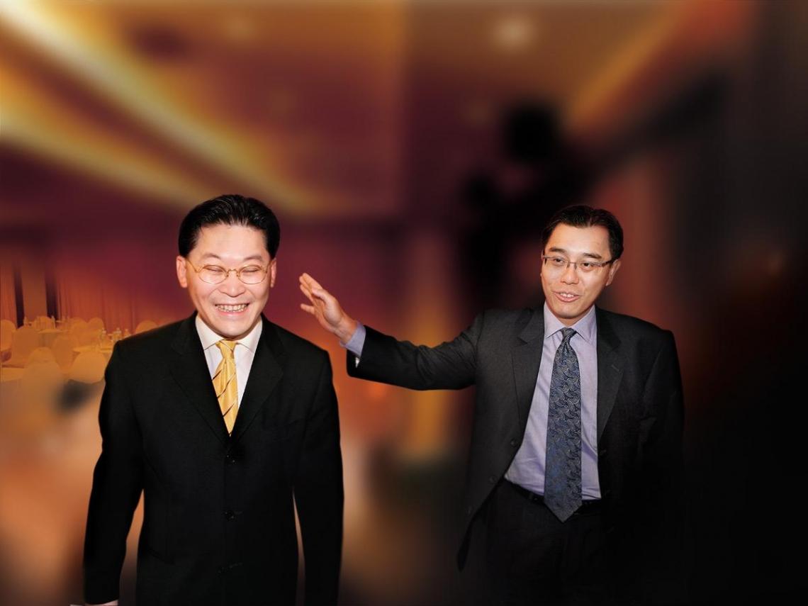 奪回主權 未來看我表現  林鴻南