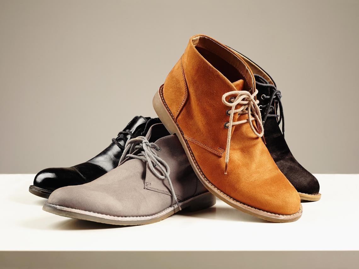 老闆,來雙平價訂製鞋