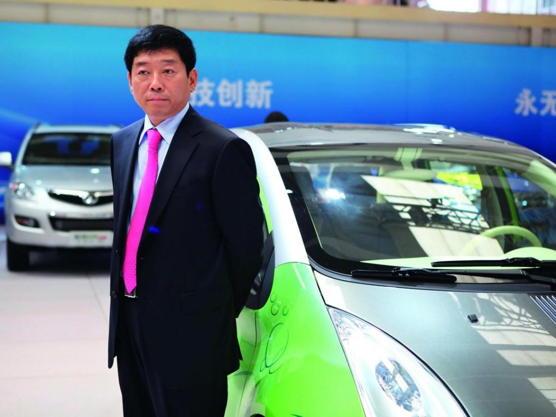 長城汽車盤踞中國  五年股價漲四十倍