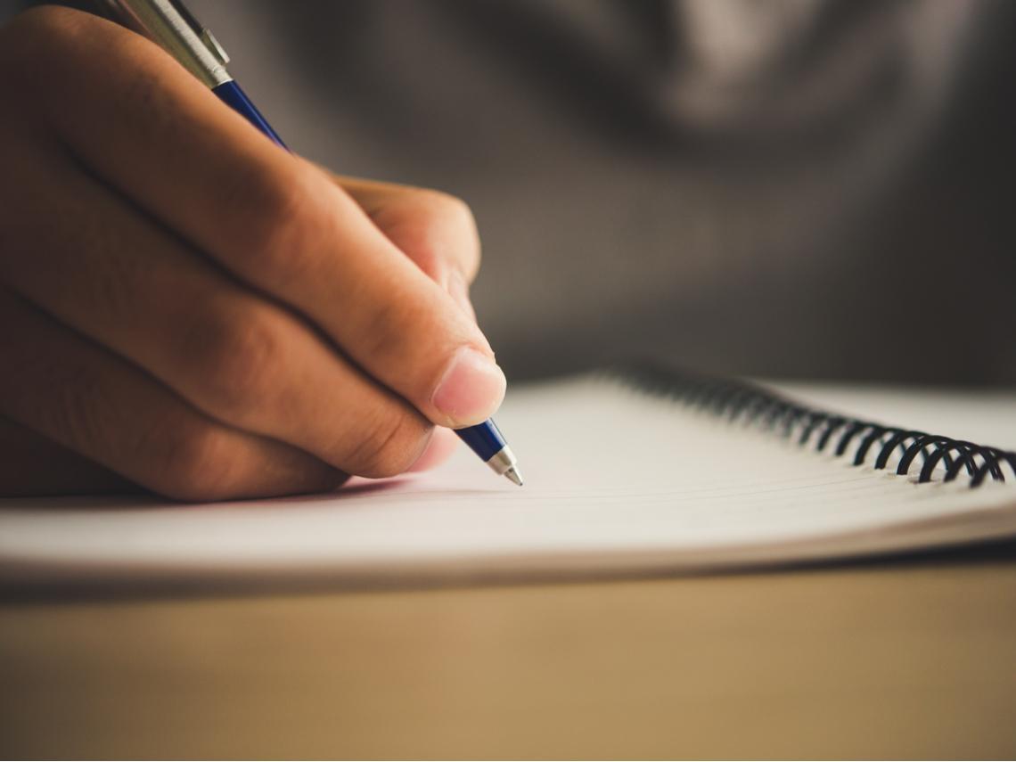 手寫才能感受漲跌的脈動!