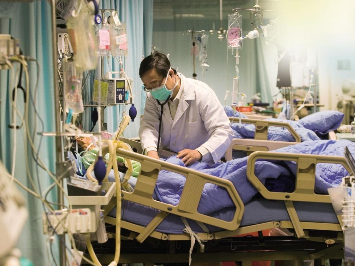 健保給付不合理  沒人想當重症醫生