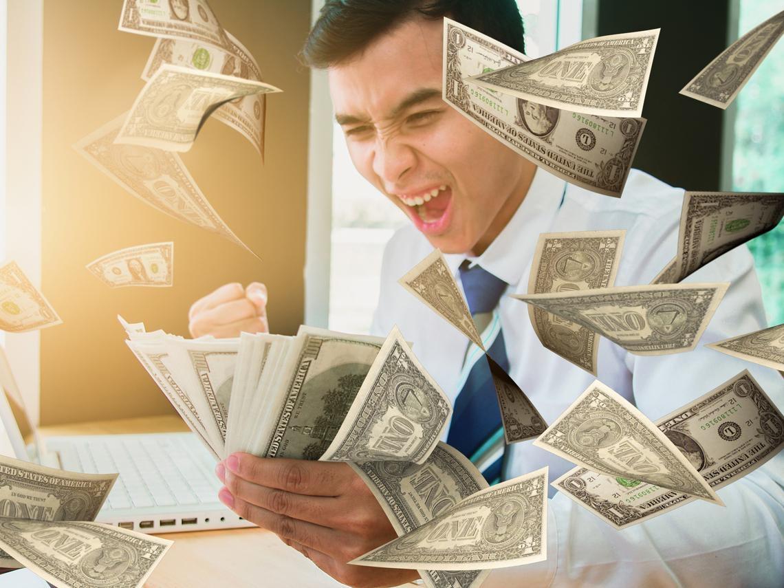 三方法看價量  蔣世平四十歲享財富自由