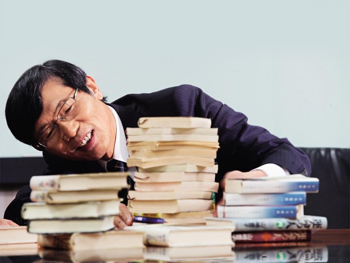 全家便利商店董事長潘進丁:看書讓你擁有跨越時空的能力
