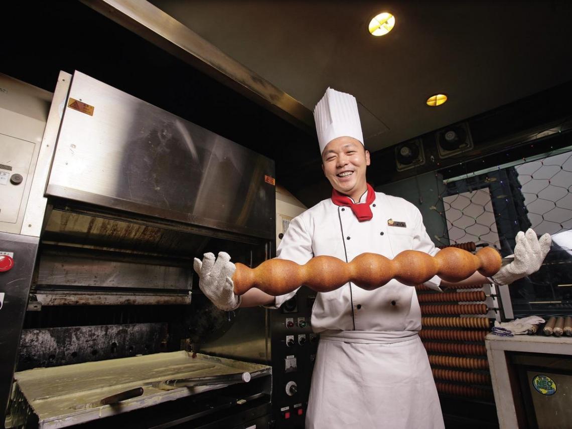台灣年輕麵包主廚  創造在地的幸福