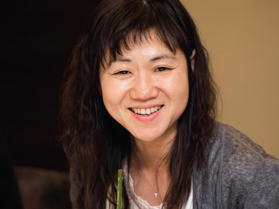 日本暢銷書作家角田光代:在人生各階段的閱讀中發現新詮釋