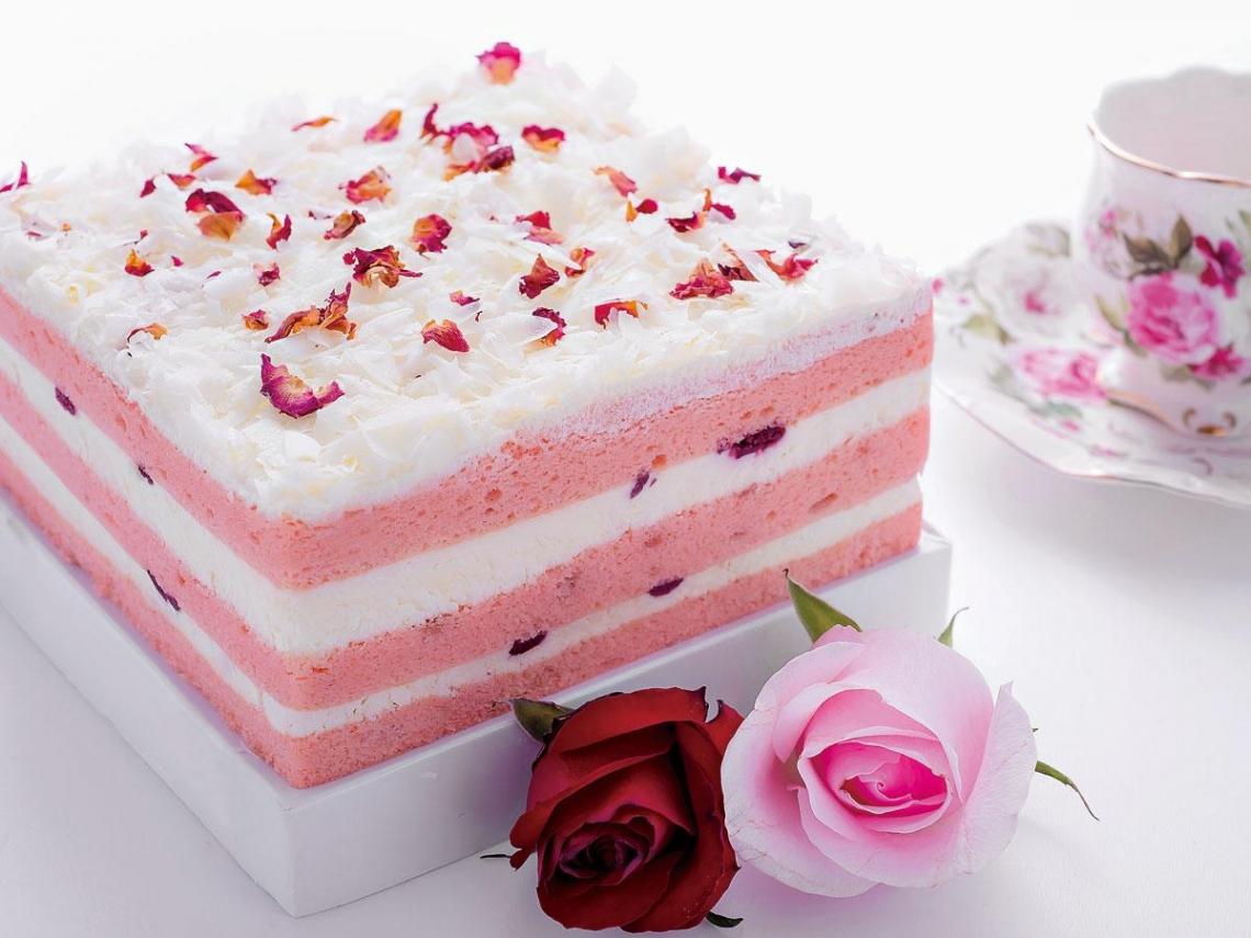一口愛心蛋糕 體貼媽媽的心與胃