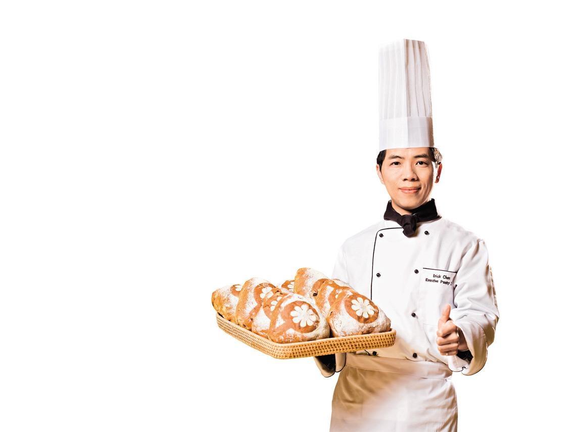 金牌主廚陳清海 平凡吐司創意吃